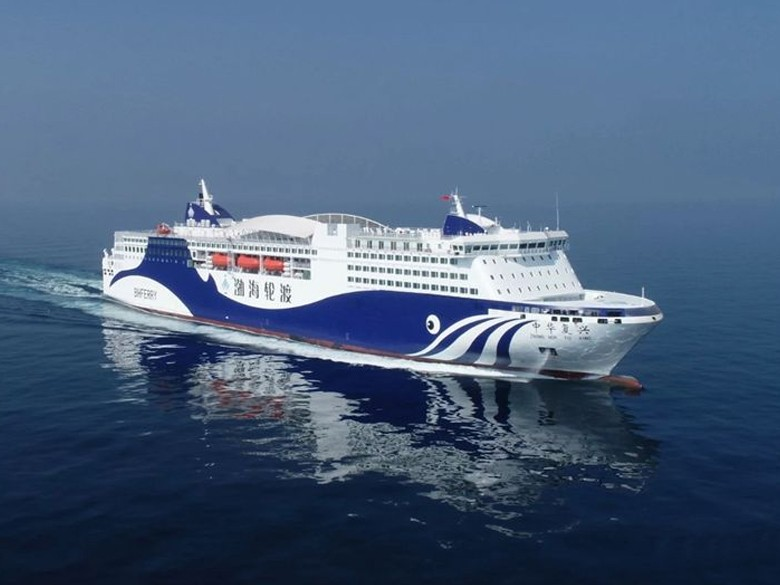 全船復合巖棉板的供貨和安裝