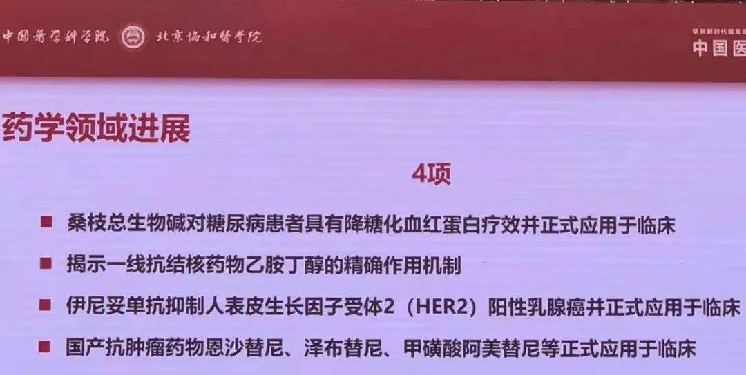 """立足現代天然產物 發展中國原創新藥 桑枝總生物堿入選""""中國2020年度重要醫學進展"""""""