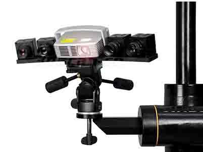 Camera 3D scanner HL-3DX