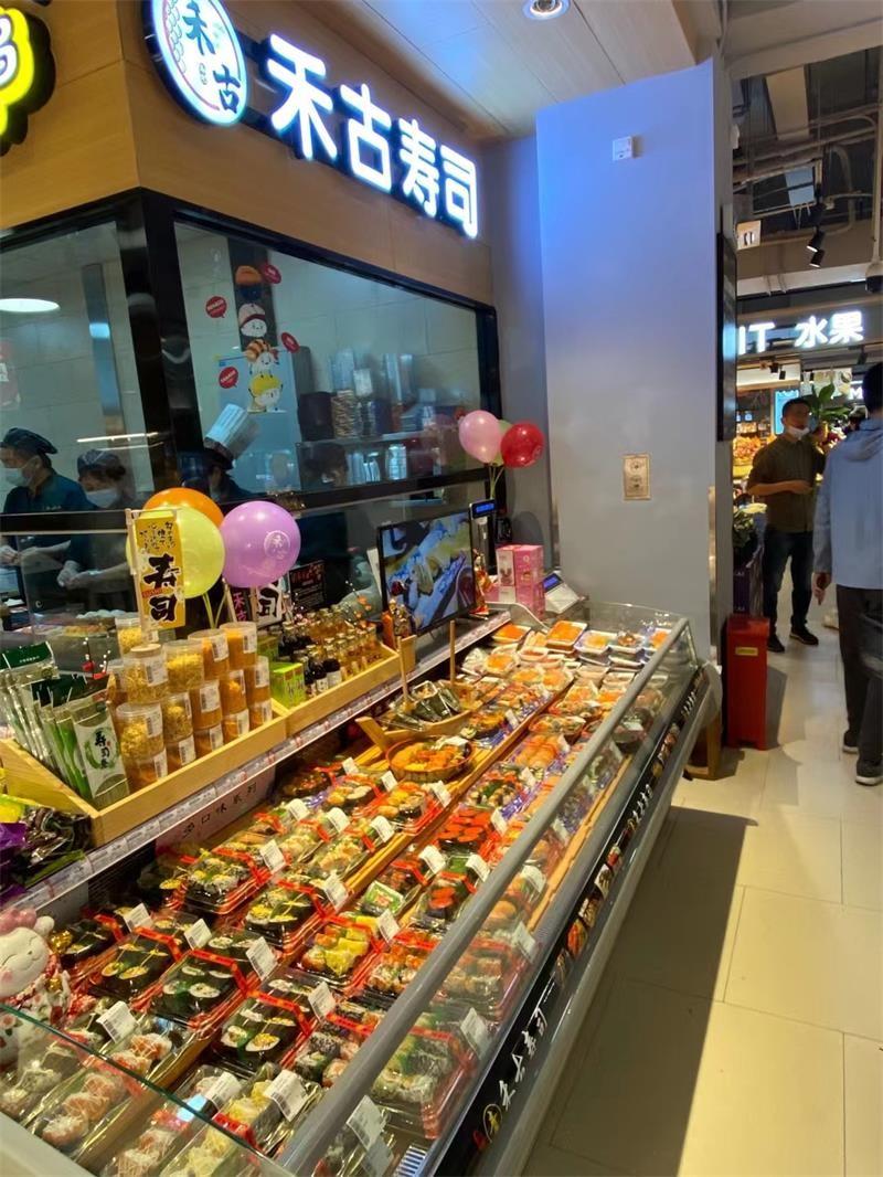 禾古寿司北京常营店