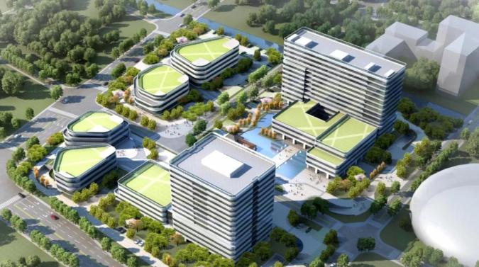 这个滨海新区东新产城科创园即将投用,永大电梯助力焕新城市活力