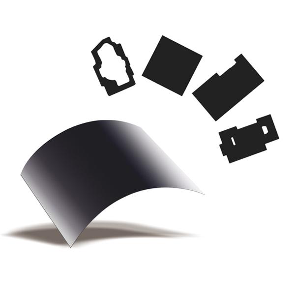 NFC天线用柔性铁氧体磁片