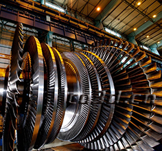 Three dimensional measurement of steam turbine blades