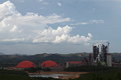 Vietnam Song Lam 2×6000t/d Clinker Production Lines