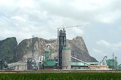Vietnam Phuc Son 5000t/d Cement Production Line