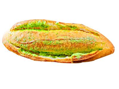 法国香蒜面包