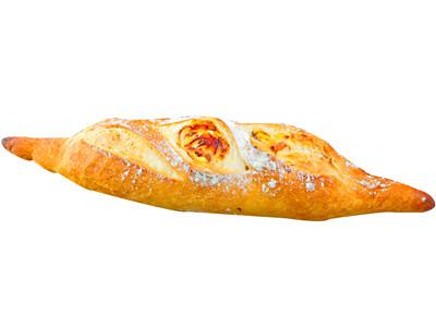 法国熏鸡面包