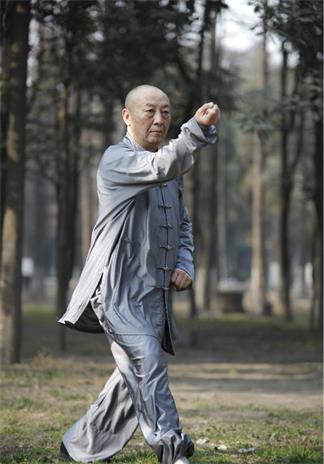 张  林·峨眉形意门第二代掌门人