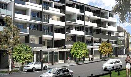 悉尼房产-West Ryde区公寓
