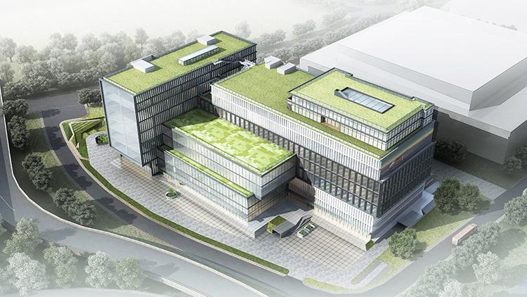 海格零售物流中心项目再次被深圳市发改委列为市重大项目
