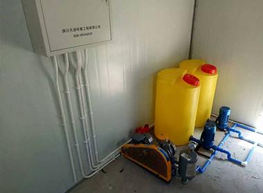 广元市剑门关白酒废水处理站