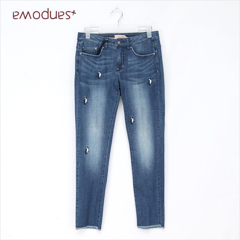 新款牛仔裤ELYQSE05