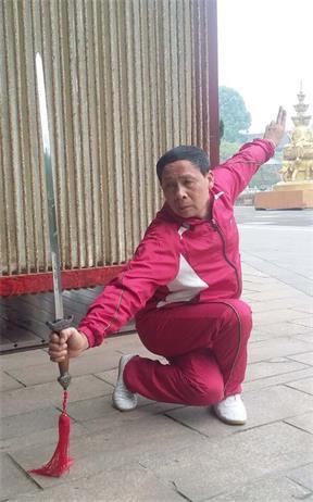 丁元洪·峨眉(赵门)派第二代传人