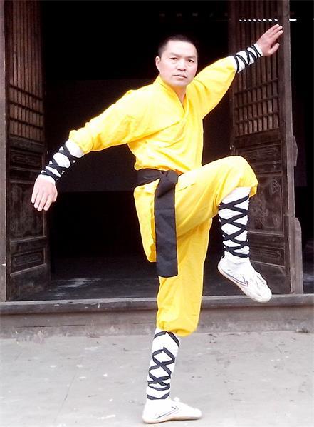 彭智勇·苏家拳第二十六代代表性传人