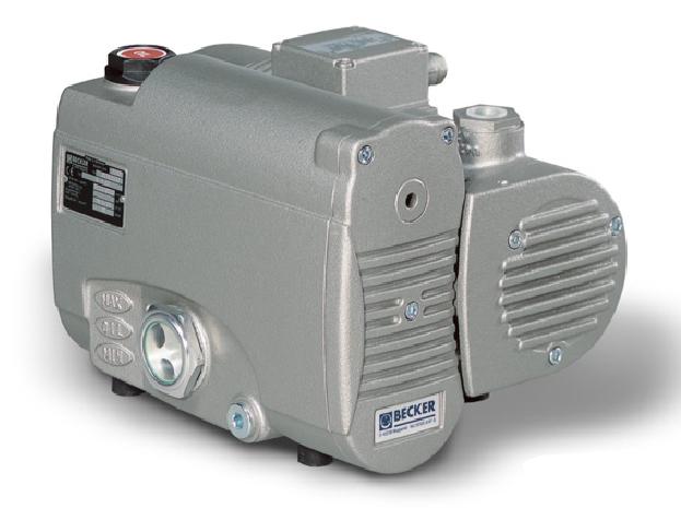 德国贝克BECKER油润滑泵 旋片式真空泵U4.20 U4.40德国原装原厂