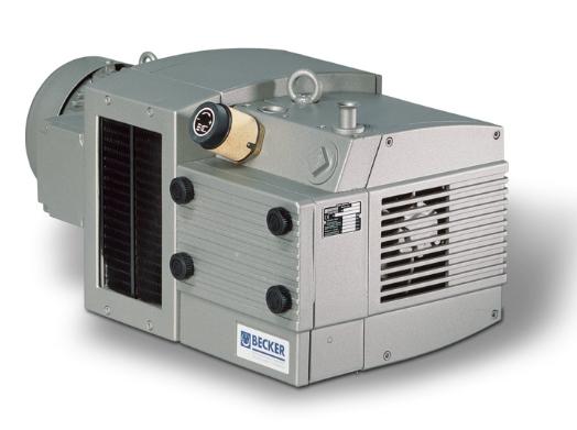 德国贝克BECKER真空泵KDT3.60/KDT3.80旋片式真空泵无油压缩机