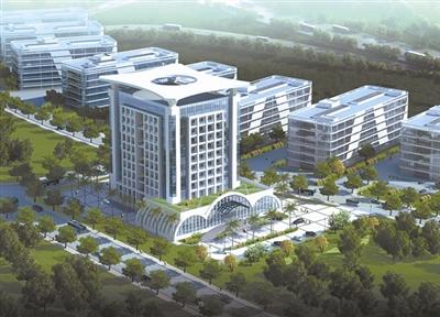 中国国际信息技术数据中心