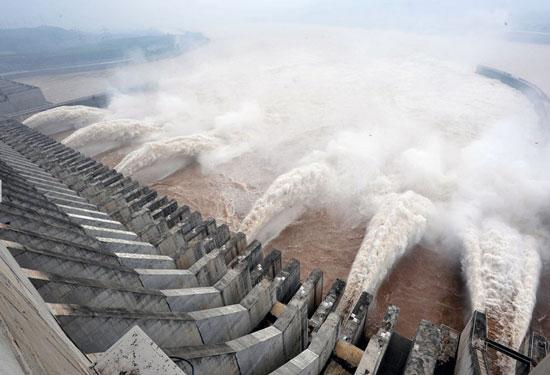 重庆三峡大坝