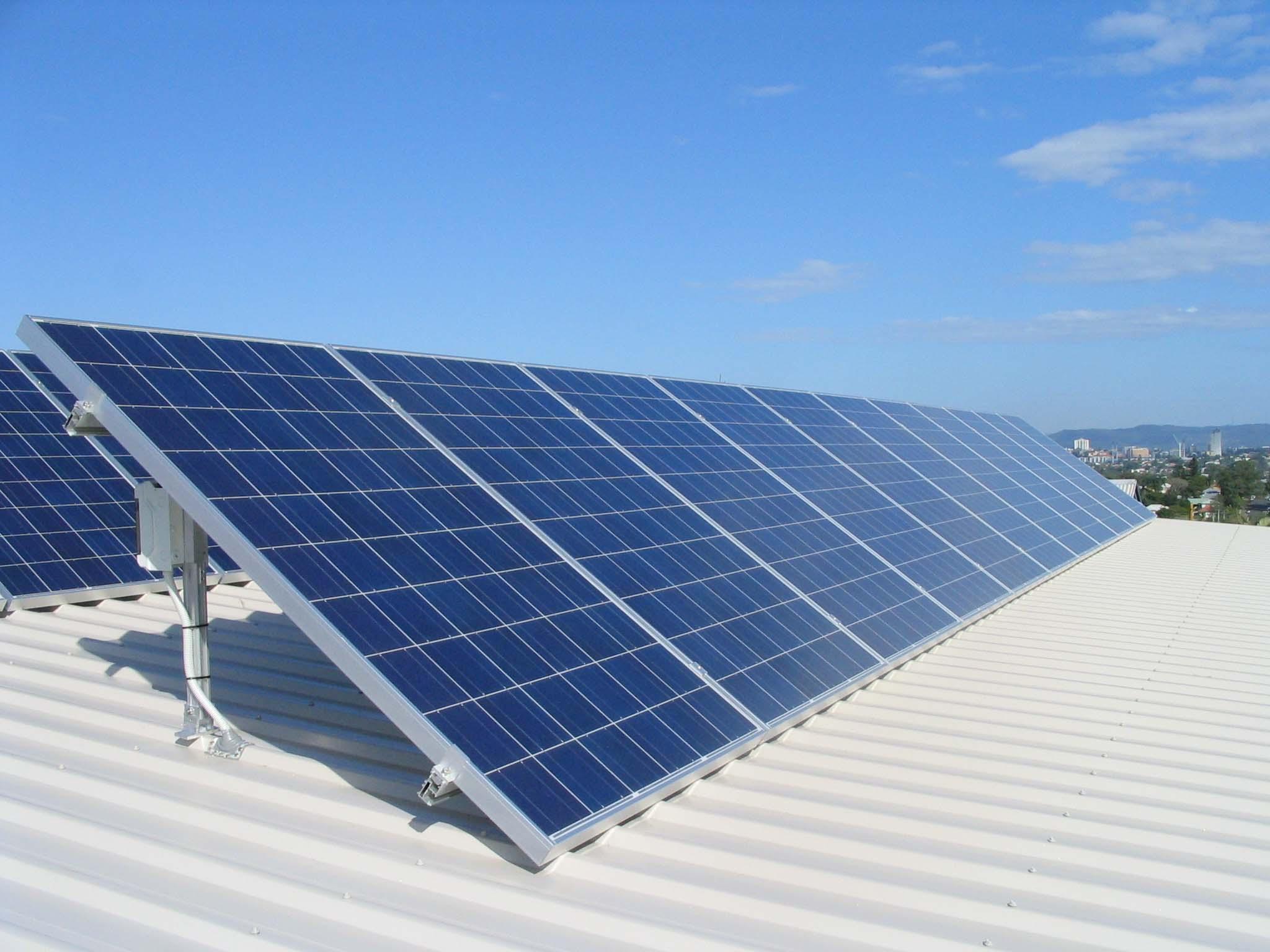 太阳能光伏标准2013年有望实现大部分统一