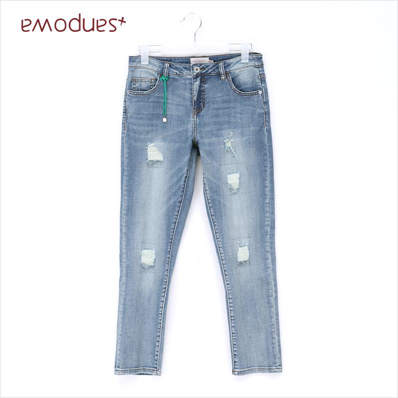 新款牛仔褲ELYQSE24