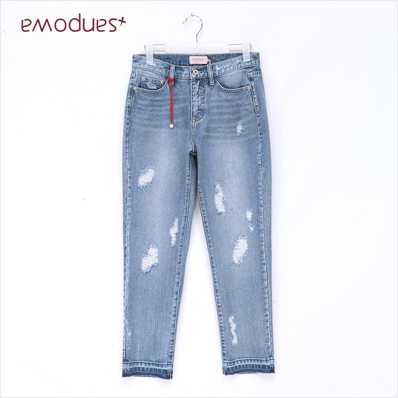 新款牛仔裤ELYQSM61