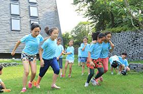 2015美丽洲夏令营