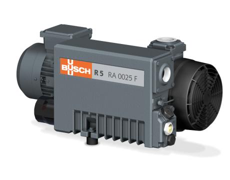 Busch普旭RA0025F单级旋片真空泵 R5系列