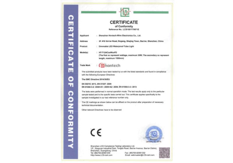 LCS1501170671E EMC