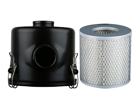 BUSCH普旭真空泵空气过滤器总成F004 F005 F006含滤芯过滤器