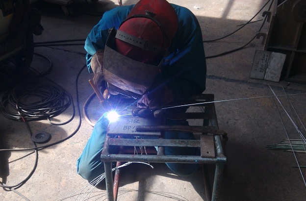 焊接热循环曲线测试