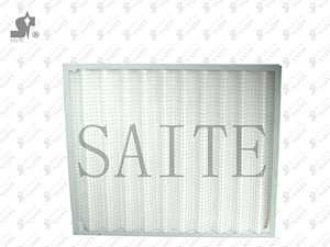 洁净室洁净厂房平板式初效空气过滤器
