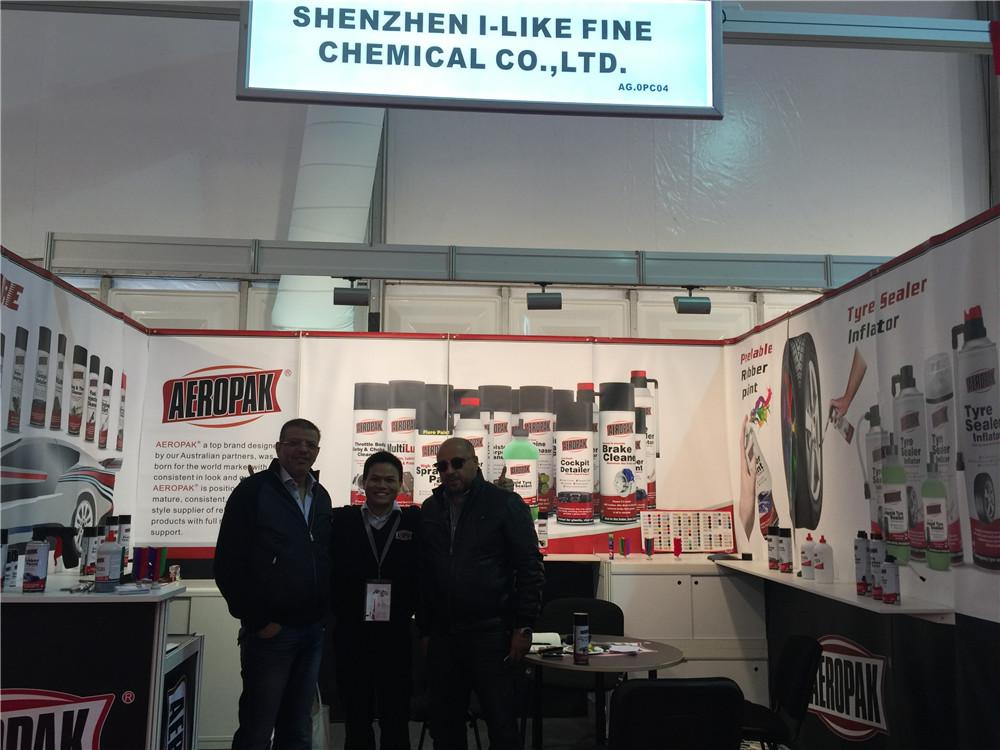 Great Job in Automechanika Frankfurt 2016
