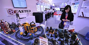 第五届中国国防信息化装备与技术展览会在京开幕
