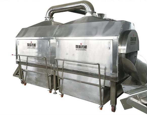 CYS型草叶干洗机