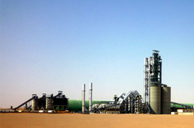 UAE ABMC 10000t/d Cement Production Line