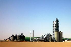阿联酋ABMC 10000t/d熟料水泥生产线承包项目