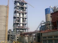 Saudi Arabia RCC Line2 5000t/d Clinker Production Line