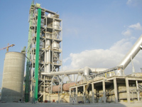 UAE UCC 10000t/d Cement Production Line