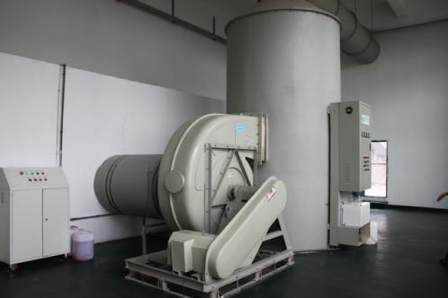 RT—CF系列抽风除尘除臭系统