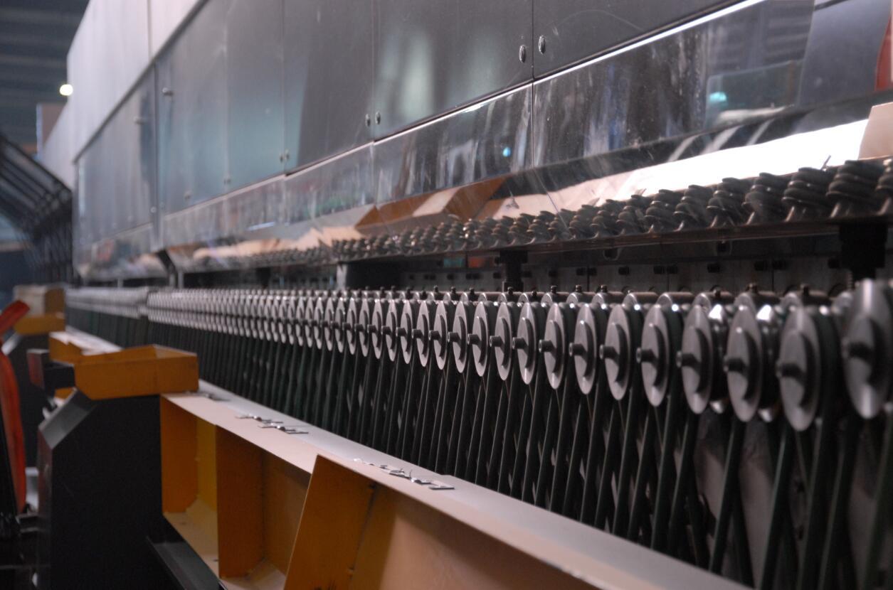 强制对流组合式平竞博竞猜钢化机组