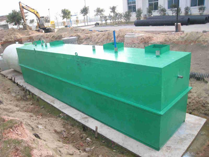 一体化污水处理设备