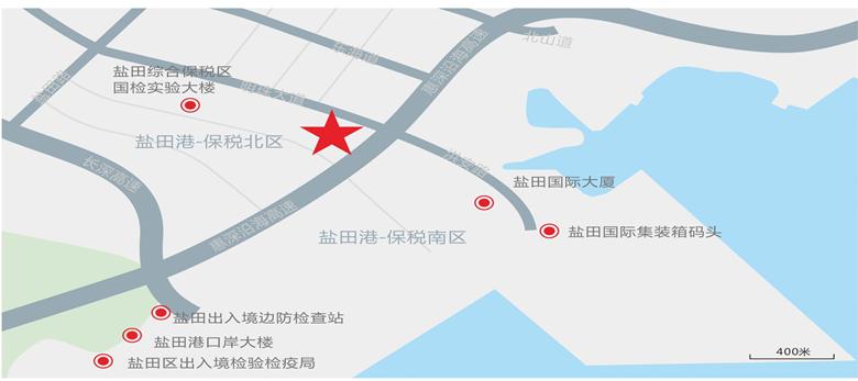 【招商】海格零售物流中心(盐保仓库&展厅)盛大招商