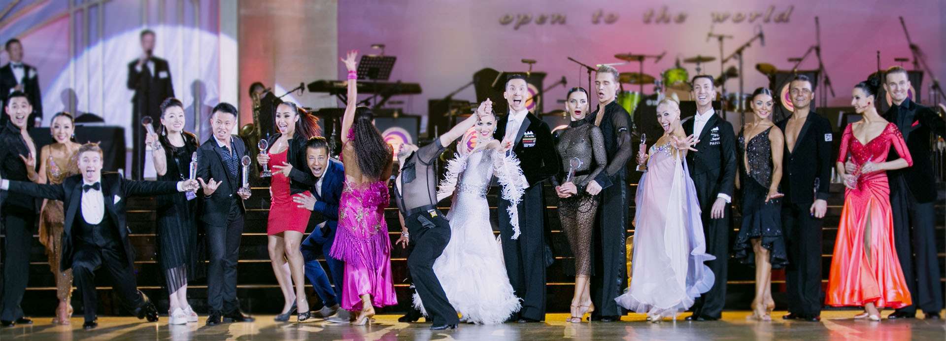 Blackpool Dance Festival · China