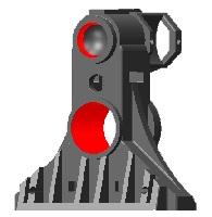 株硬fun88应用之汽车平衡桥加工