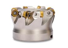 低阻力圆弧铣刀MRX型