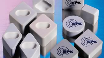 氮化硅陶瓷 –   未涂装和涂装