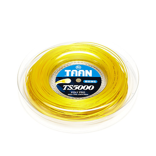 TAAN TS 5000 tennis polyester wire