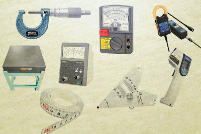 工业测定、测量用品