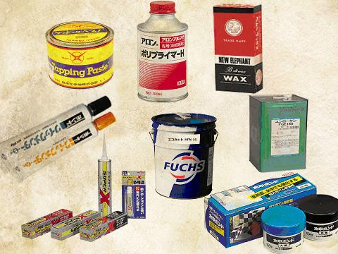 化学制品、化工材料