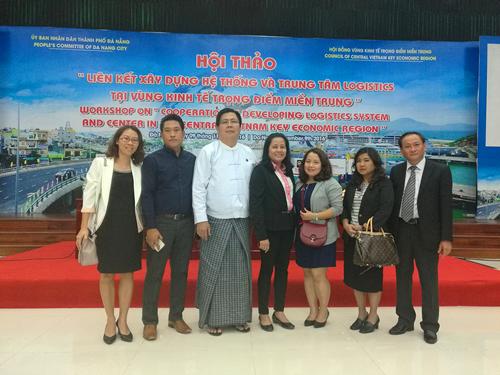 海格物流受邀参加东南亚跨境运输研讨会